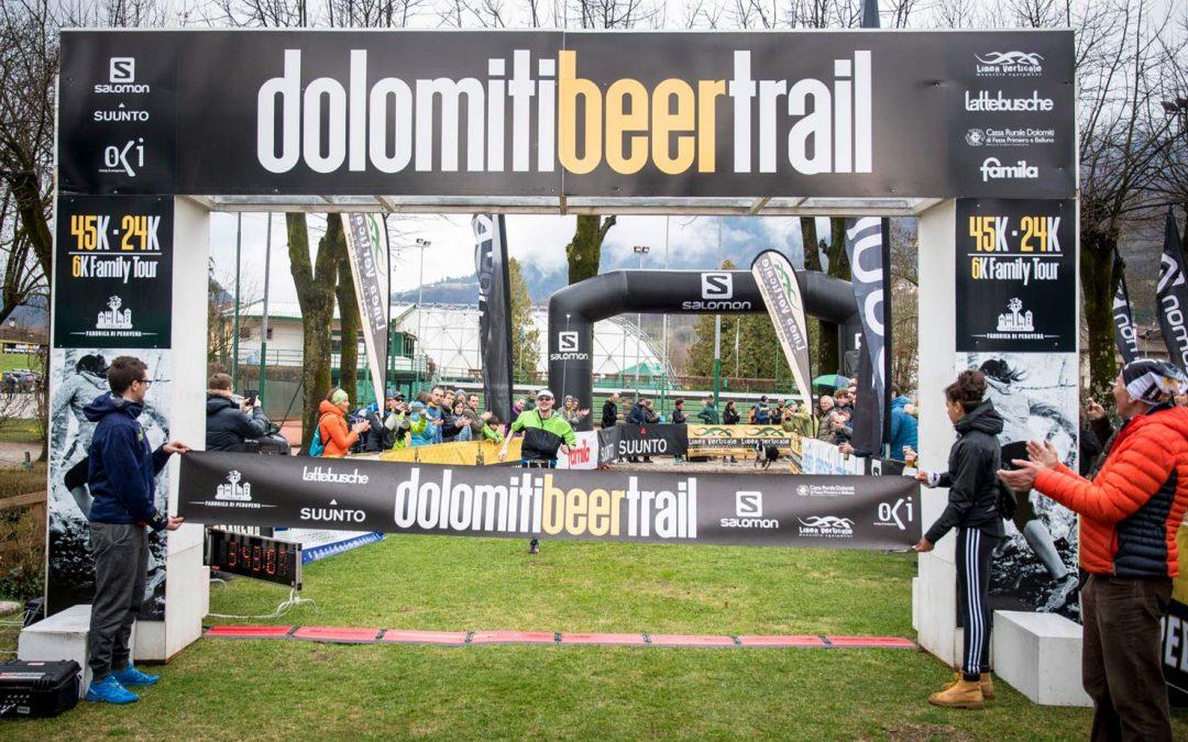 KongLine supporta la Dolomiti Beer Trail